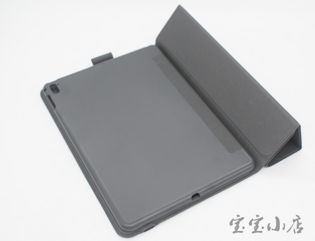 苹果 Apple iPad 2018 iPad Pro 9.7蓝牙无线键盘保护套PU 美国ZAGG QTG-ZKSM28