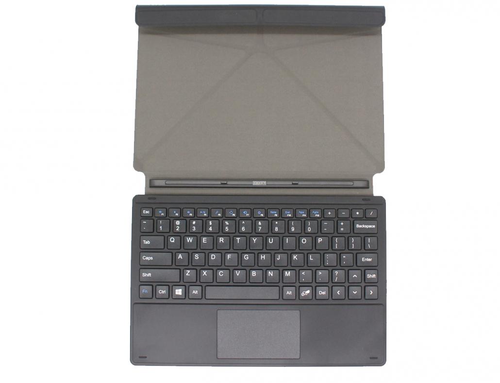 新到货198套 中柏 EZPAD 4S 4SE 7 蓝影R10 voyo A1 七彩虹I106Q1 原道W11 平板皮套 磁吸键盘保护套