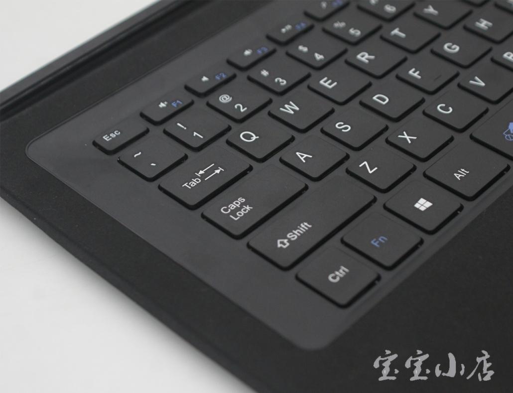 新到货300pcs Hasee/神舟 PCpad Plus Pro 平板 EB10S01键盘皮套 BKC800