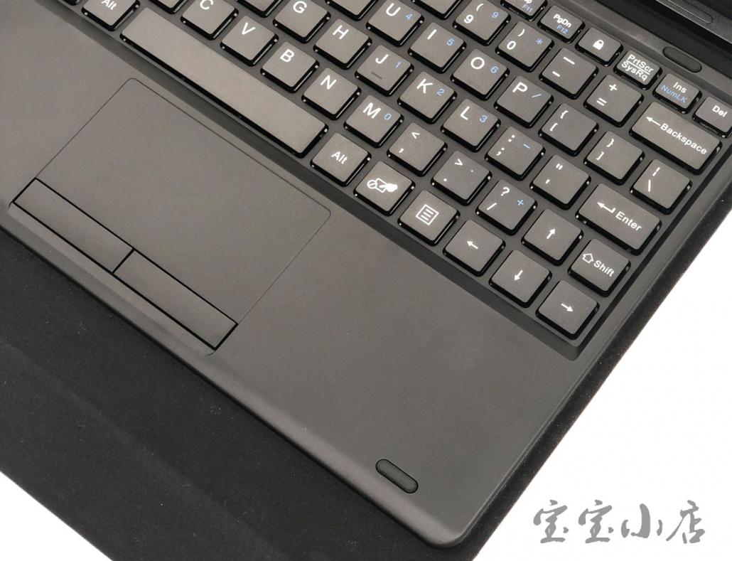 中柏Jumper10.1 10.6英寸 Ezpad X5 4S 4S pro 神舟Pcpad x5 磁吸键盘保护套防摔皮套