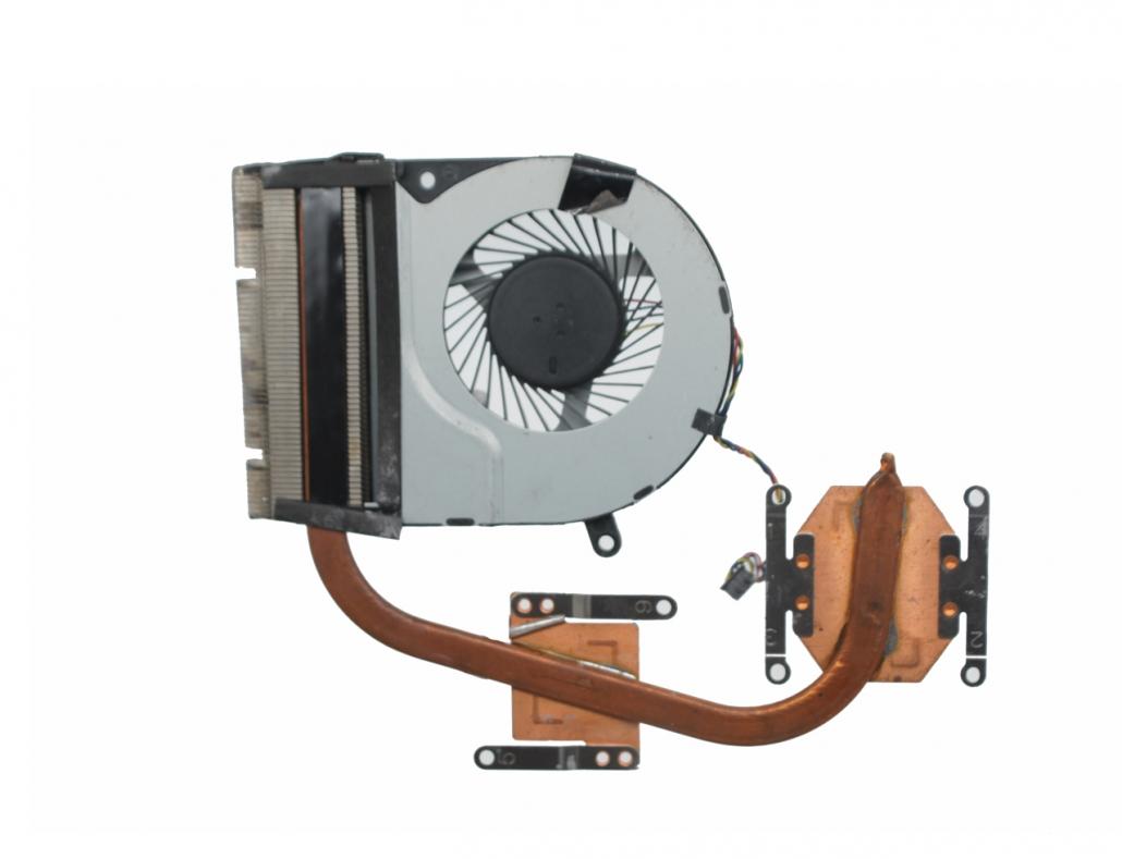 东芝Toshiba C75D C75D-C 散热模组风扇 导热铜管 H000081470
