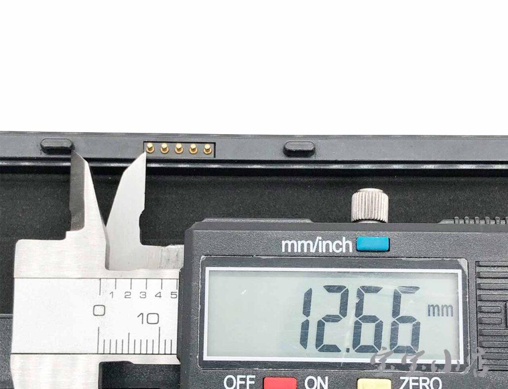 Hasee/神舟 PCpad Plus Pro 平板 EB10S01键盘皮套 BKC800 13.3寸 底座键盘black keyboard